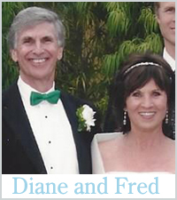 Diane and Fred - A Real Wedding Story