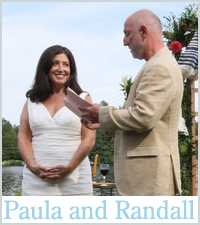 Real Wedding story of Paula and Randall