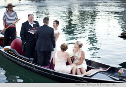Real Weddings - Marrying Later in Life - Photo by Petersen Design and Photography