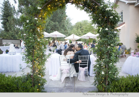 Real Weddings - Photo by Peterson Design and Photography