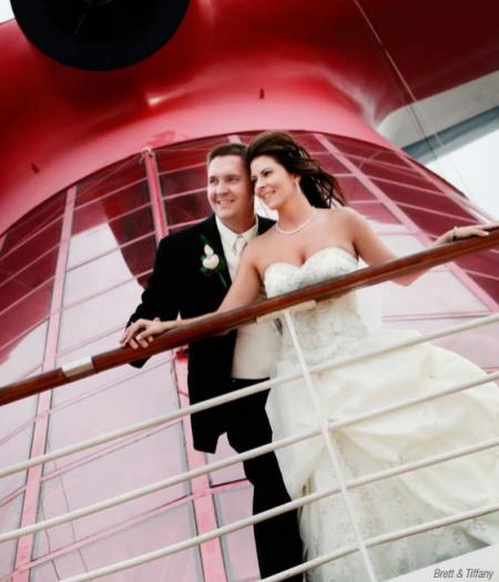Cruise Ship Weddings: Cruise Ship Weddings! Stop 6 In Our Unique Wedding Venue