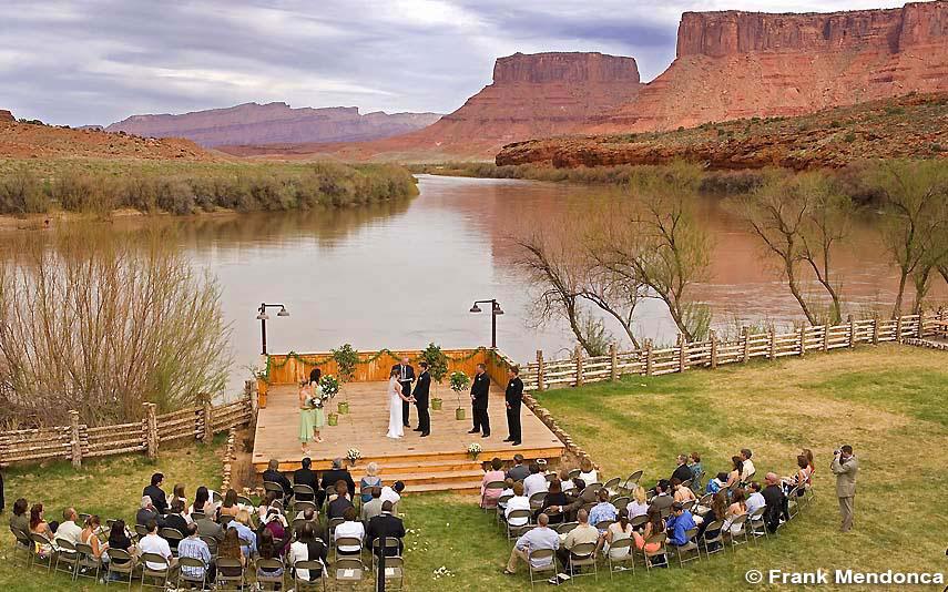 Unique wedding venue series national parks moab weddings junglespirit Image collections