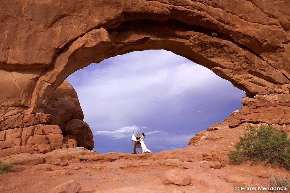 Unique Wedding Venue Series National Parks