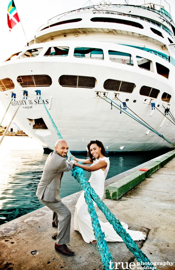 Cruise Ship Weddings!   Stop 6 in our Unique Wedding Venue Series