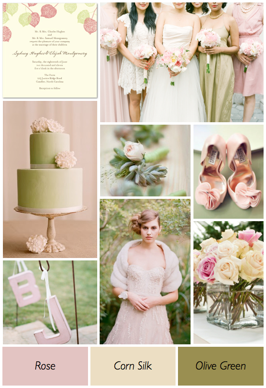 Choosing Your Wedding Colors Marrying Later In Life