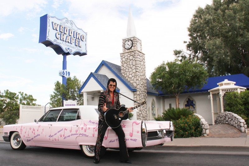 """Say """"I Do"""" with Elvis?  Stop 10 in our Unique Wedding Venue Series"""
