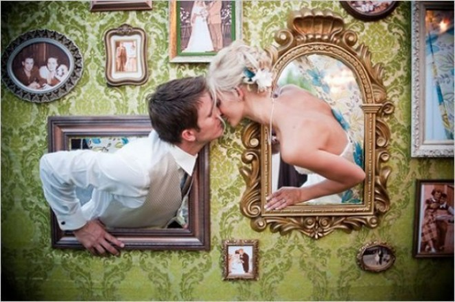 Ideas For Wedding Photo Booth: Will You Have A Photo Booth At Your Wedding?