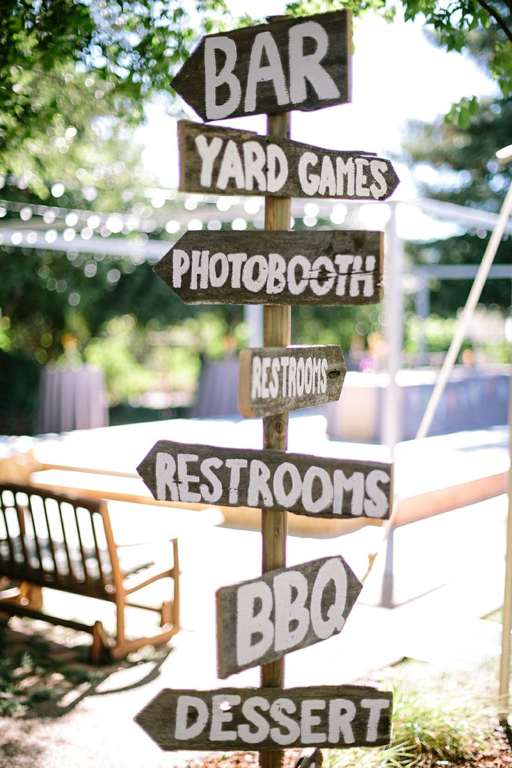 backyard receptions pros and cons marrying later in life