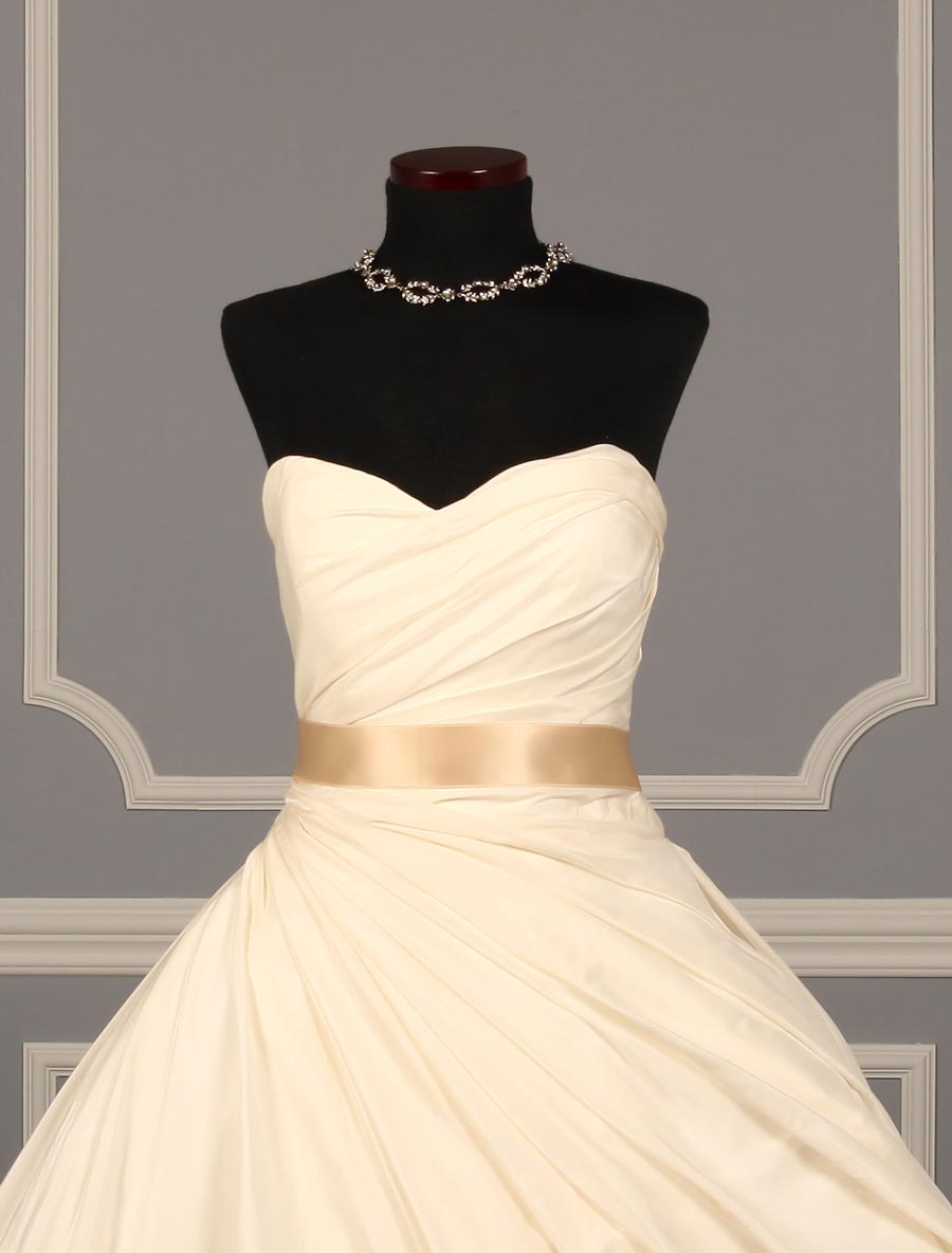 Wedding Dress Trends...Sashes, Belts and Bows
