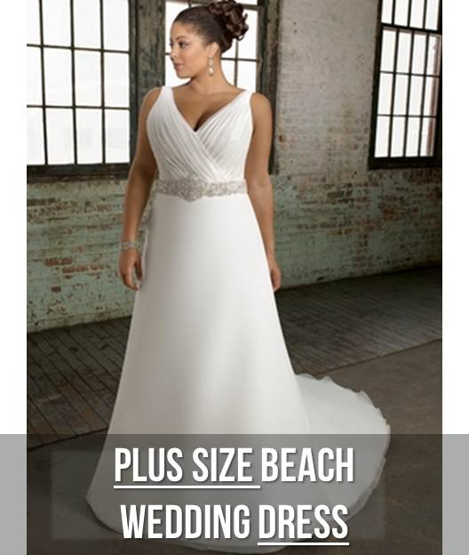 Wedding Dress For Apple Shaped Plus Size