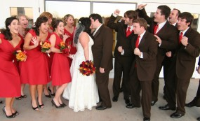 Wedding Color Red