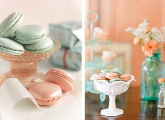 Wedding Colors - Coral - Marrying Later in Life