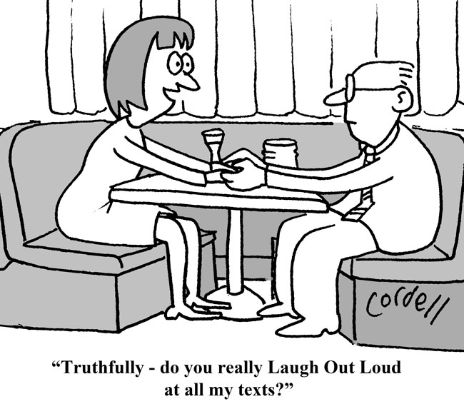 later life dating