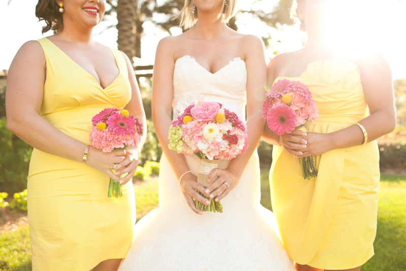 Wedding Colors - Yellow - Marrying Later in Life