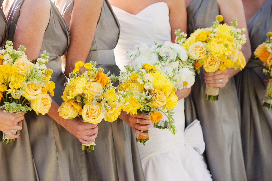Wedding Colors Yellow Marrying Later In Life