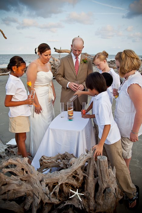 Blending Your Families At Wedding Marrying Later In Life