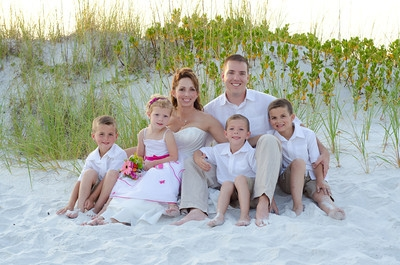 How to Blend Families at your Wedding…