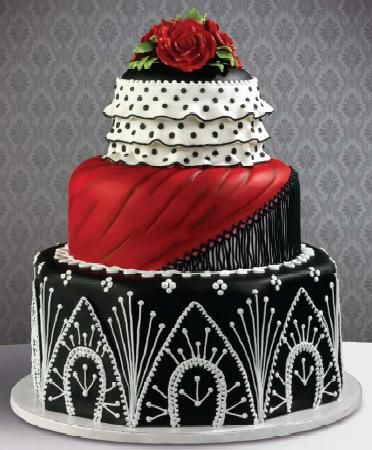 Wedding Cakes...Finding Your Style!-Marrying-Later-In-LIfe