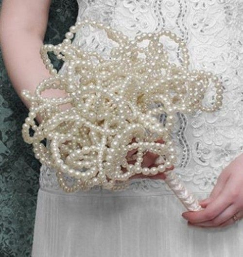 Choosing a different Bridal Bouquet
