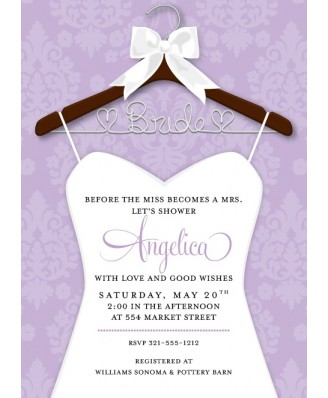 Bridal showers part 1 the invitation marrying later in life bridal shower invitation by tickled pink filmwisefo