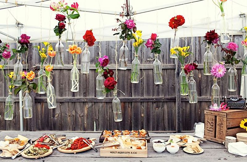 Outdoor Wedding Shower Ideas Part - 15: Bridal Shower Decorations