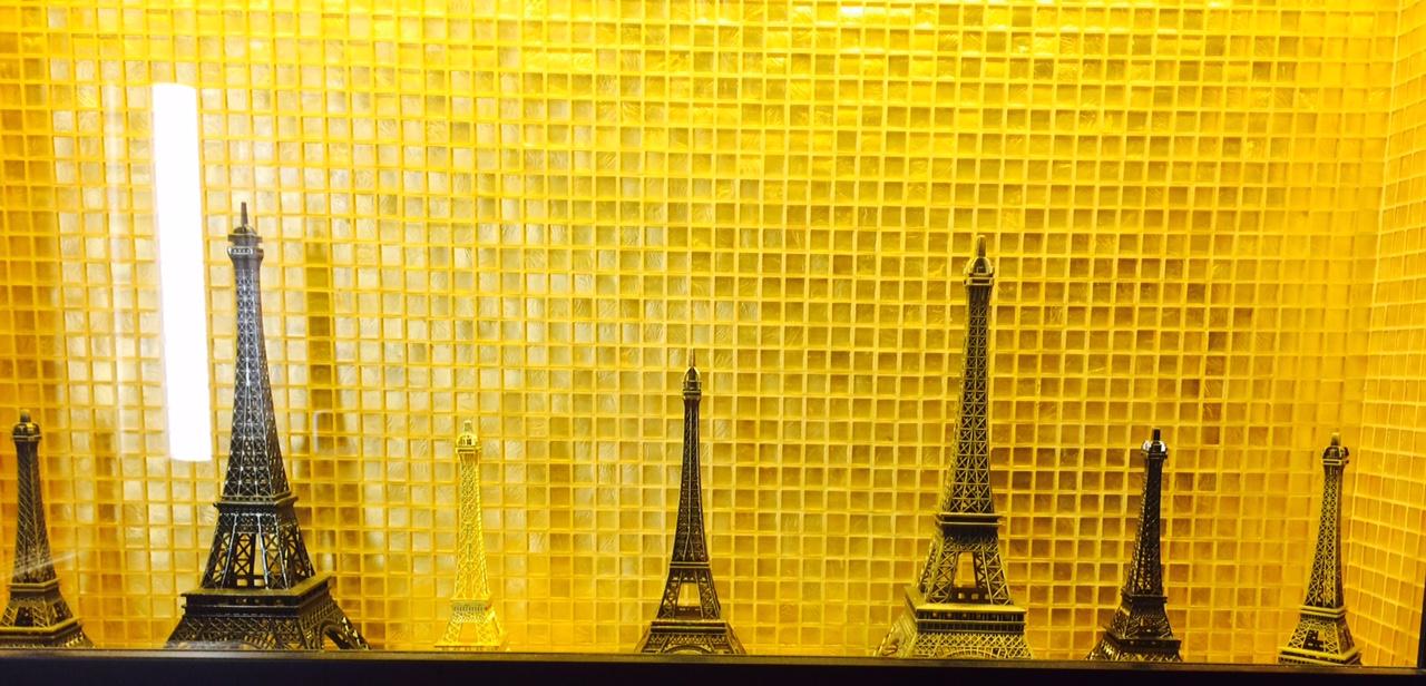 Making Honeymoon Memories in Paris