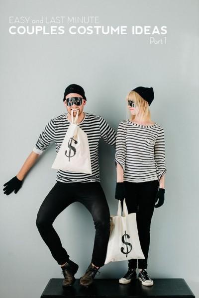 robbers halloween costumes