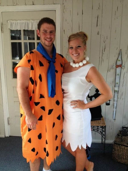 wilma and fred halloween costume