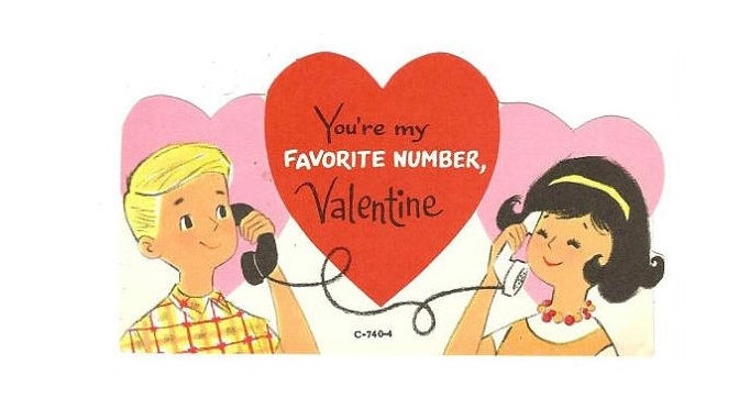 An Old Fashioned Valentine's Day card .. or Present Day … you decide!