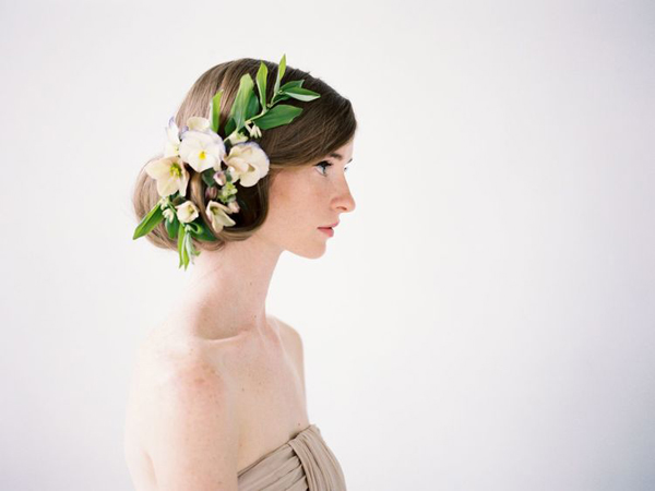 Will you have flowers in your hair for your wedding? - Marrying ...