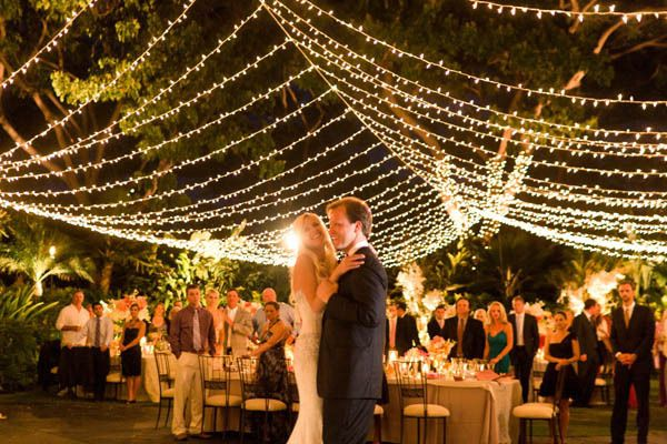 choosing lights tablecloth perfect lighting the reception your pin wedding fabric for
