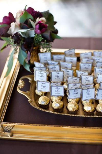 candy escort cards