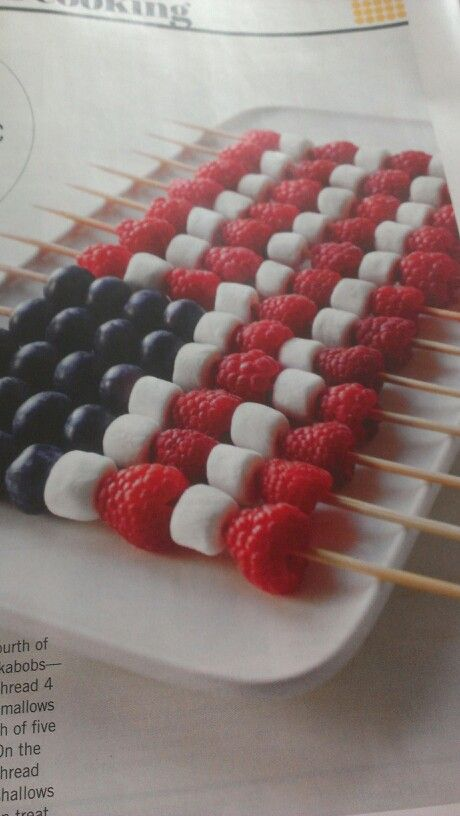 Fourth of July Recipe Favorites!
