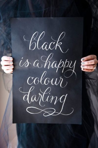 How to Create a Wedding in Black-Marrying-Later-In-Life