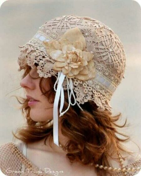 vintage hair accessory 6