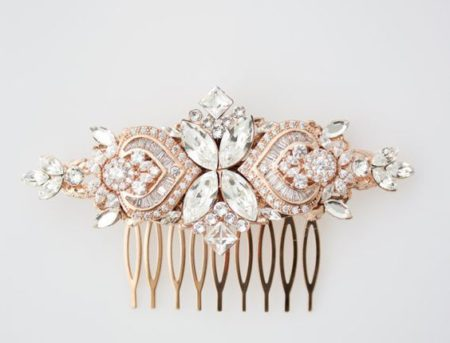vintage hair comb 2a