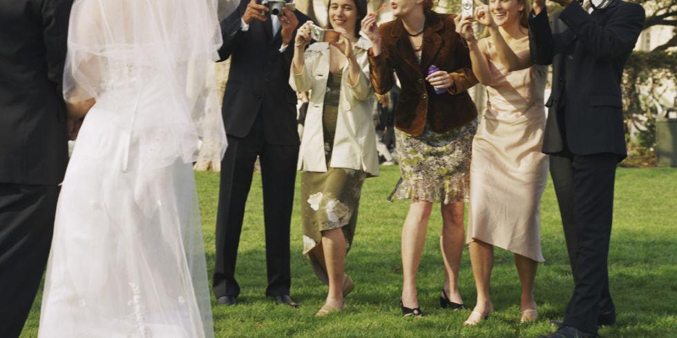 Smart phones at Weddings?