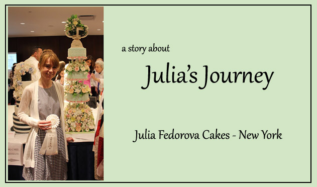 Julia Fedorova Wedding Cakes