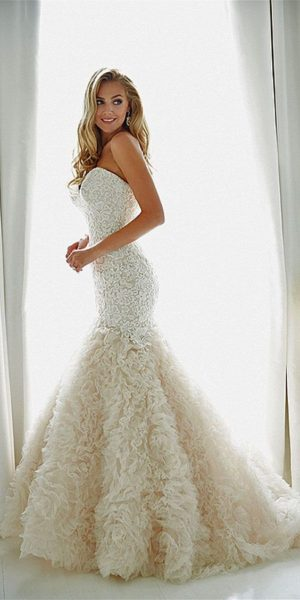 The Mermaid Wedding Dress - Marrying Later