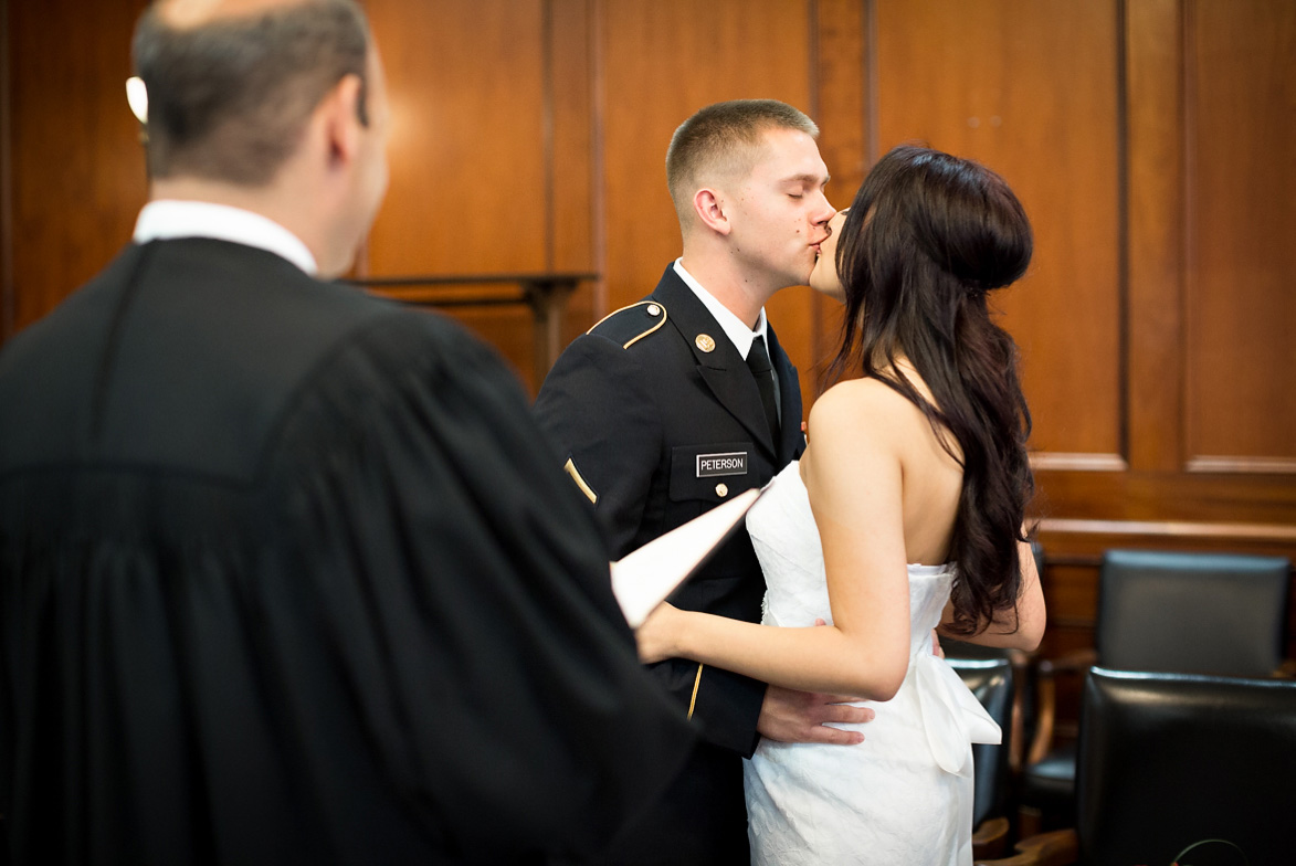 Courthouse Weddings
