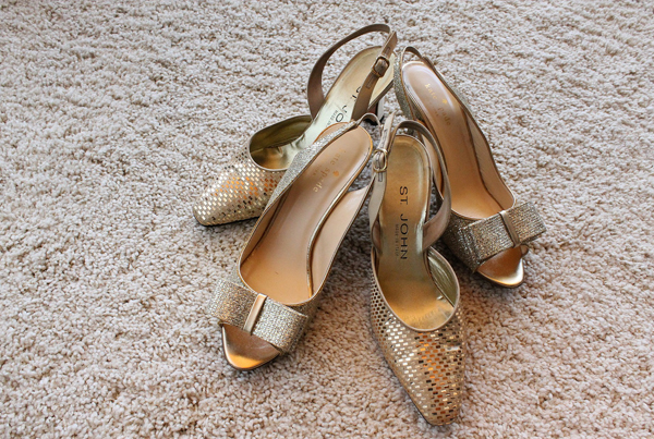 "How to prevent your wedding shoes from hurting on ""The Day!"""