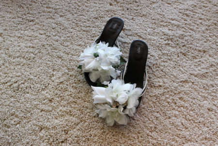 How to Prevent Wedding Shoes from hurting-Marrying Later In Life
