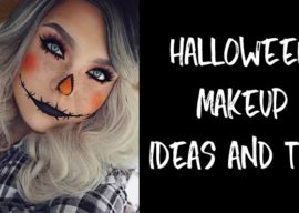 Halloween Makeup Examples and How-To