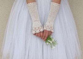 Should You Wear Gloves With Your Wedding Dress?