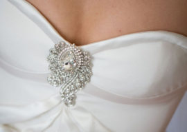 Bridal Brooch – For the Wedding and After!