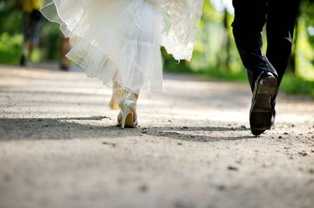 How to keep heels from slipping-Marrying-Later-In-Life