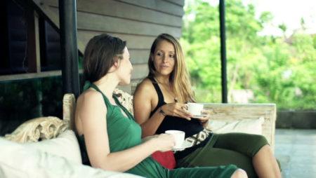 Girlfriend talk