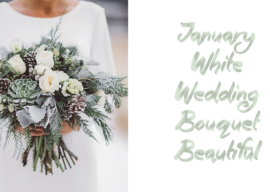 How to choose the most beautiful January Bouquet!