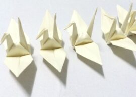 Origami Cranes for Your Wedding