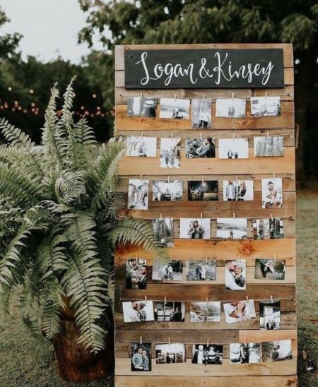 pallet ideas for your wedding